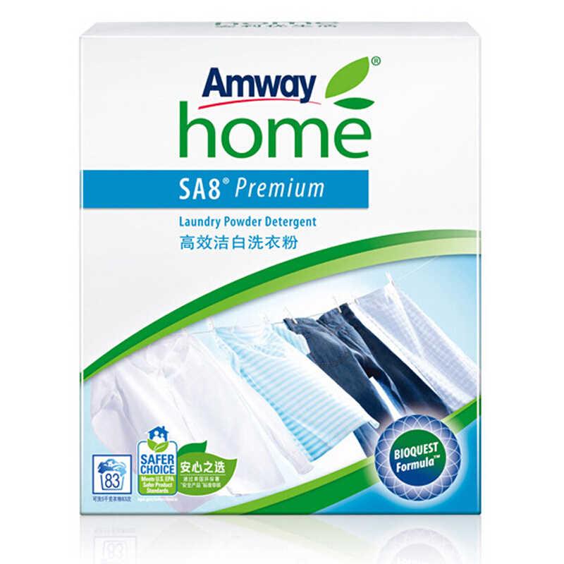 安利 高效洁白洗衣粉 1kg (单位:袋)