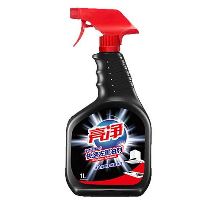 亮净厨房去重油剂(渗透清洁配方)1L (单位:瓶)