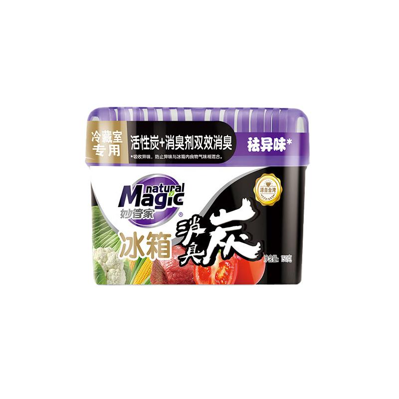 妙管家冰箱消臭炭150g (单位:个)