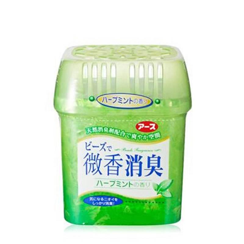 白元 空气清新剂薄荷草药香 180g (单位:盒)