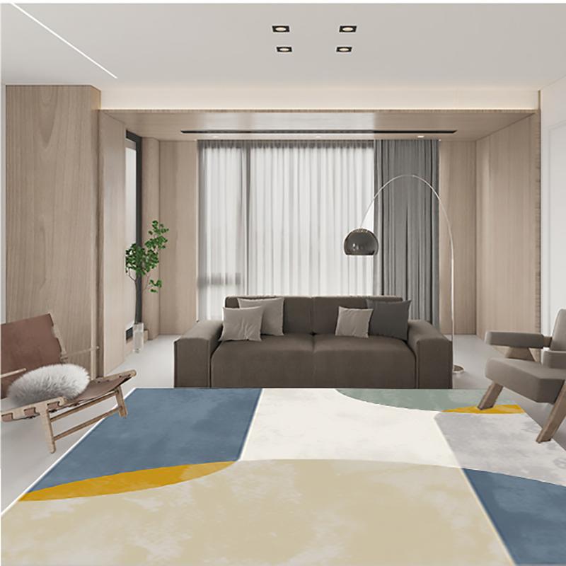 愉悦之家 2*2.9m 北欧风抽象创意地毯 大 (计价单位:块)