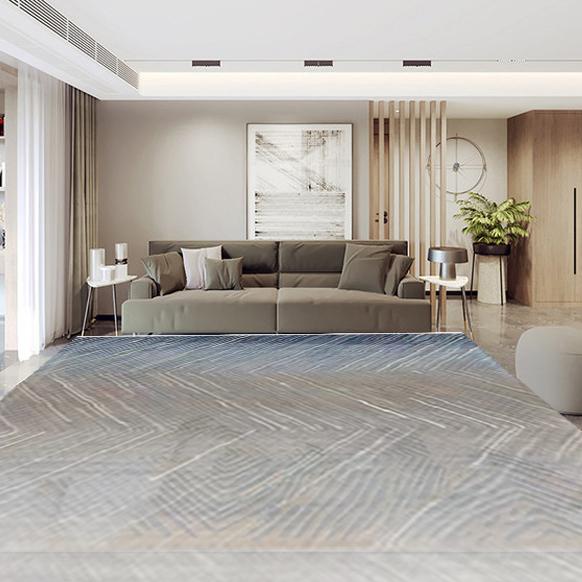 愉悦之家 2*2.9m 大 轻奢简约渐变之美地毯 (计价单位:块)