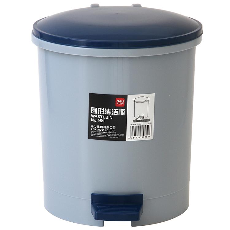 得力 959 圆形清洁桶 (单位:只) 混