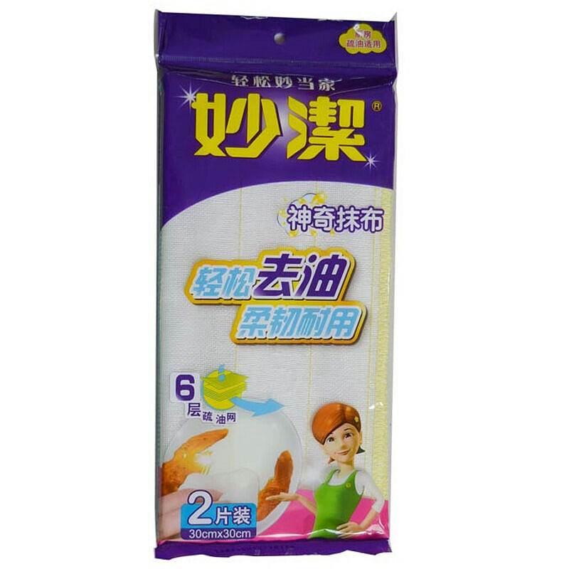妙洁 MTAC2 洗洁巾抹布  (单位:包)