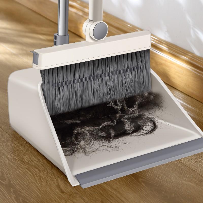 家杰优品 JJ-S101防风梳齿型扫把簸箕套装(套)