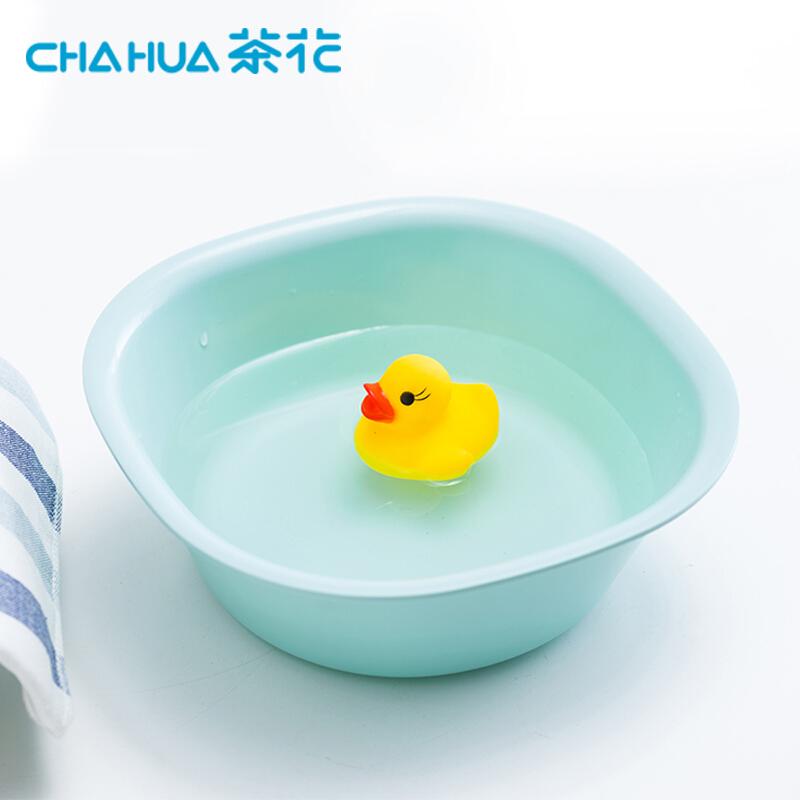 茶花A03001S精益圆盆-L颜色随机/30.7*9.5cm40个/箱(个)