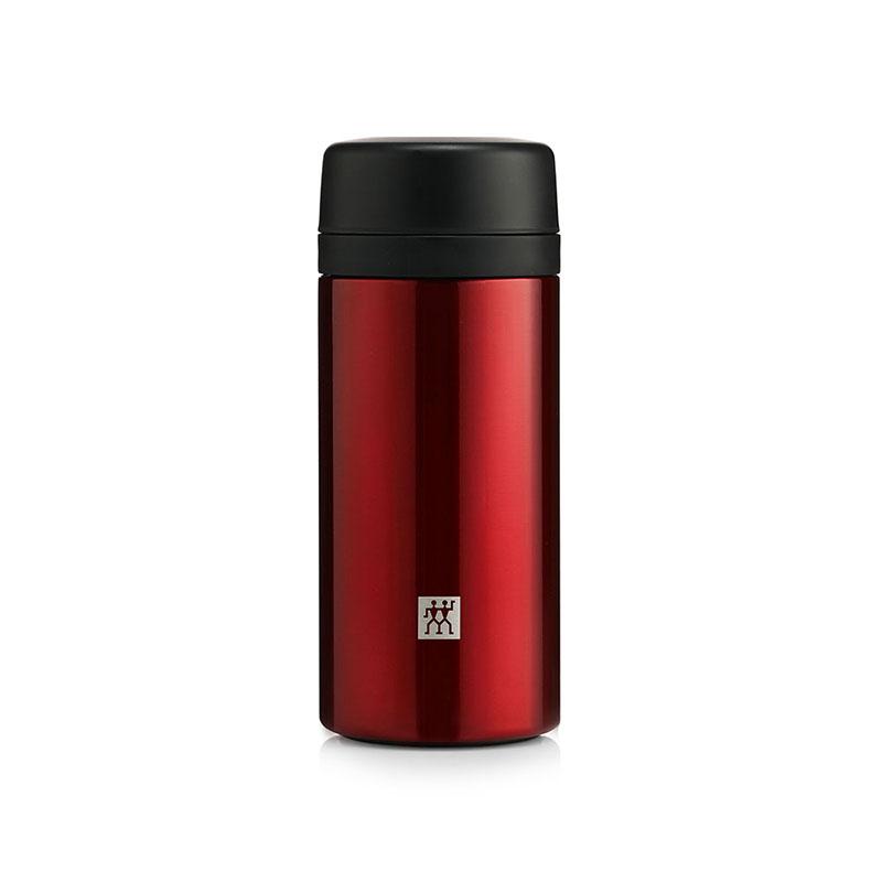双立人ZW-BP103/36330-016真空保温杯金属红420ml(个)