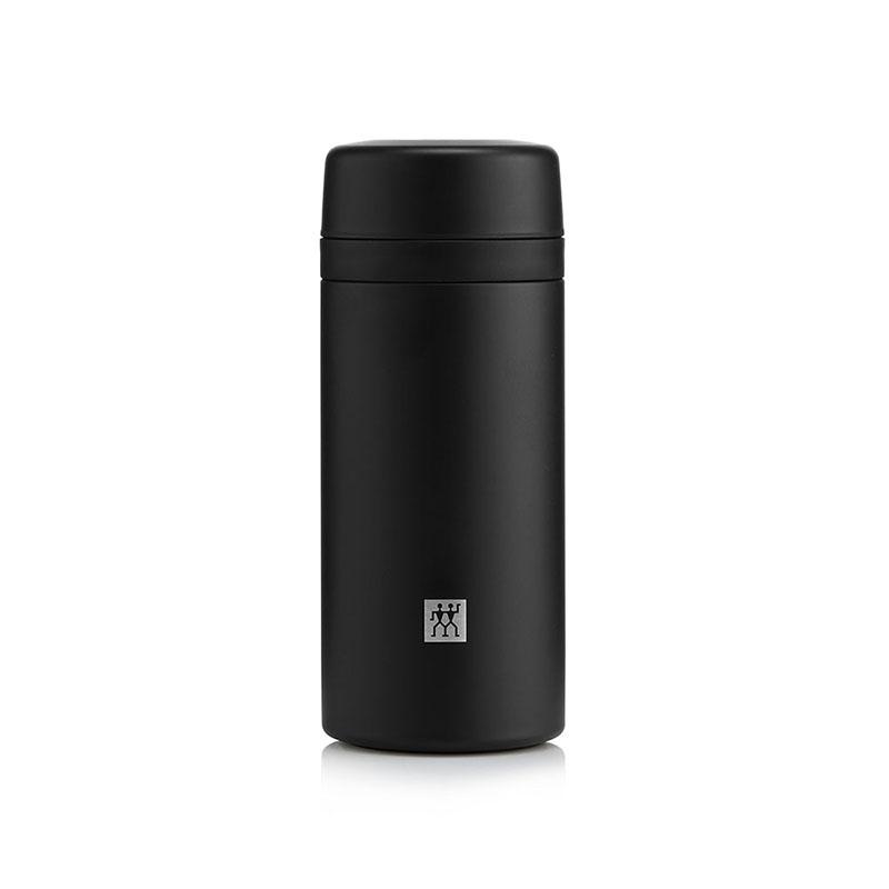 双立人ZW-BP102/36330-010真空保温杯黑色420ml(个)