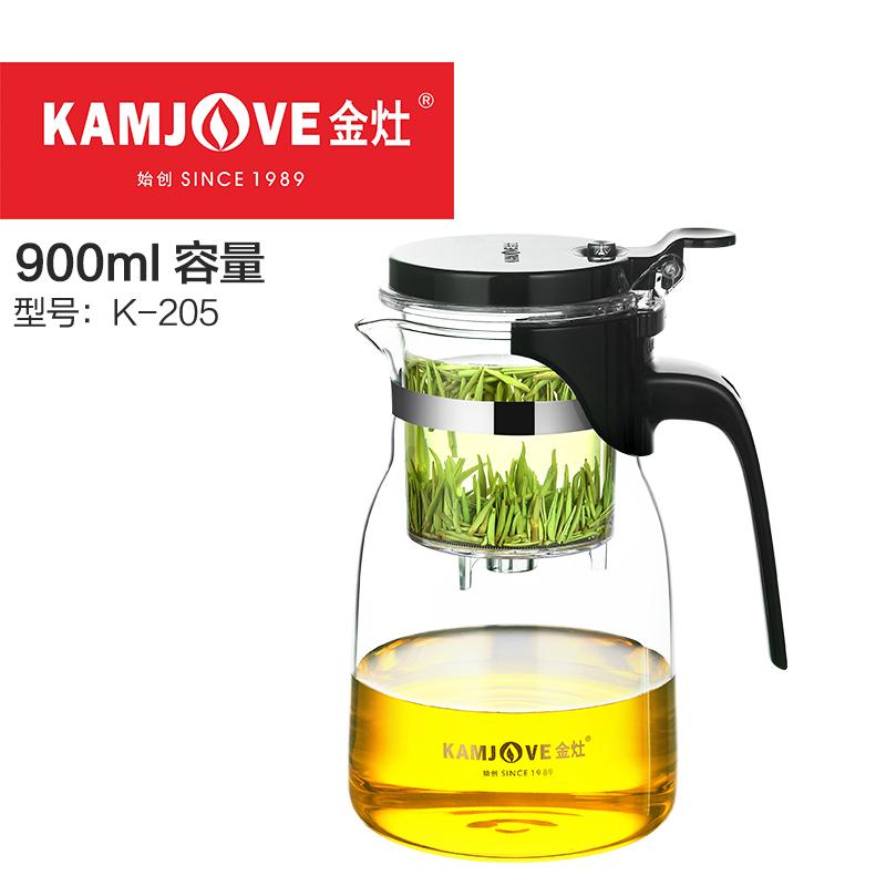 金灶 K-204 泡茶壶600ML (个)