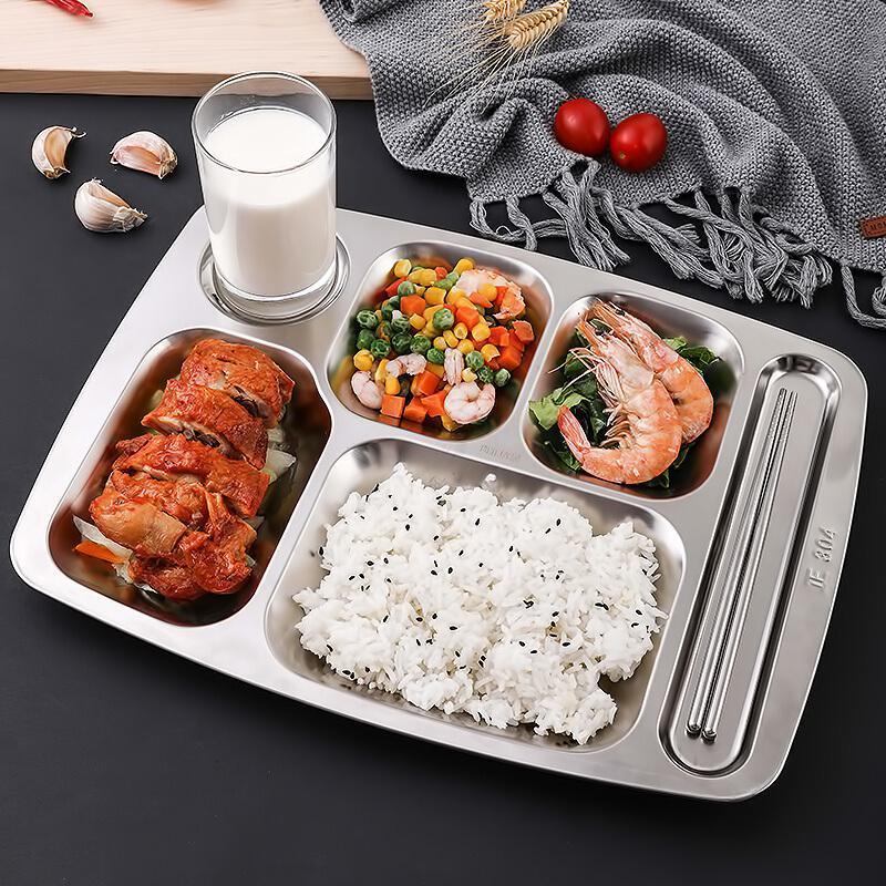 尚菲优品SF-3006-304餐盘不锈钢餐盘(单位:个)
