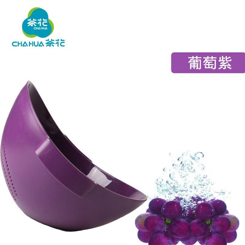 茶花A35002双立筛颜色随机/28.0*24.0*18.8/30个/箱(个)