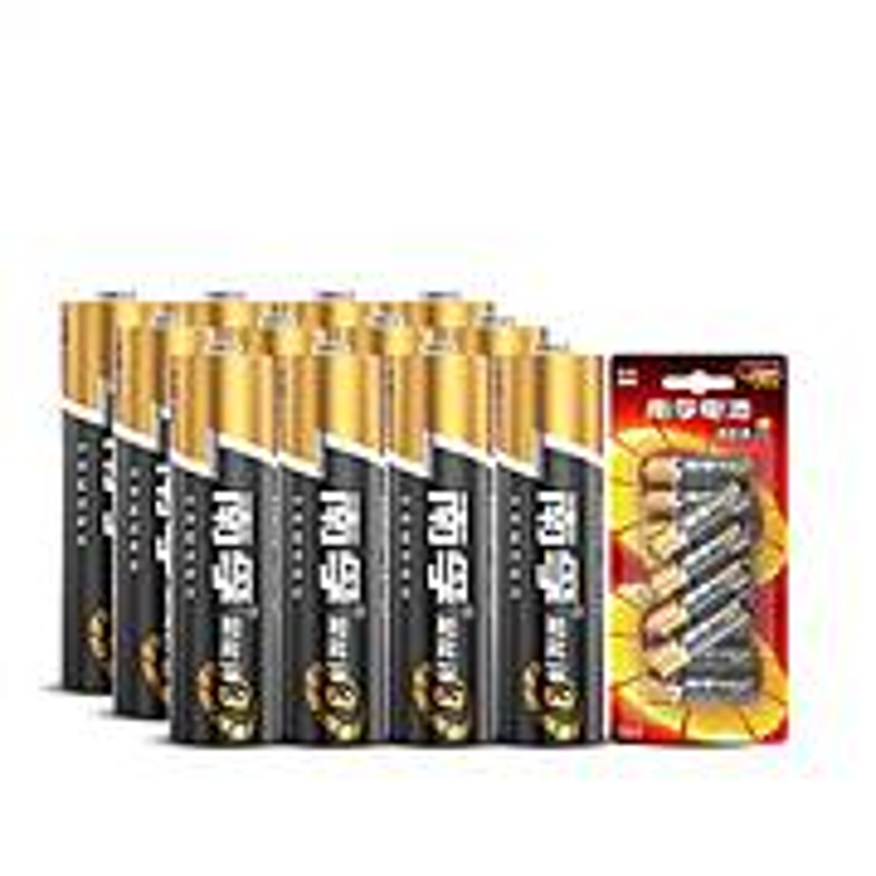 南孚LR6-12B/5号碱性聚能环2代电池12粒*30卡/盒(盒)