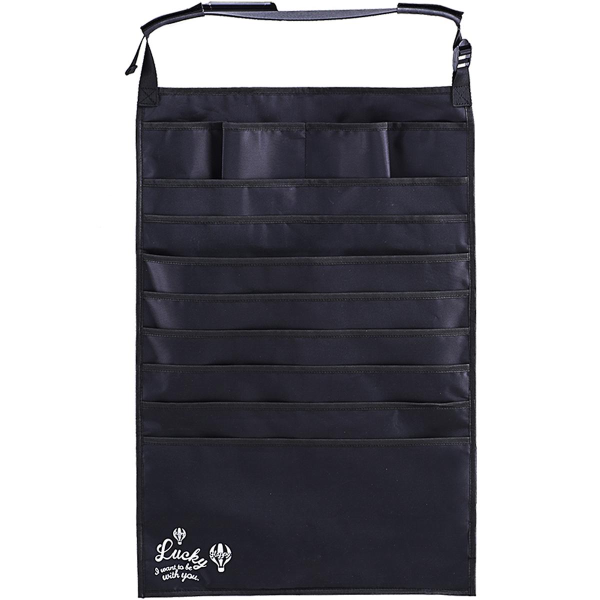 得力72365收纳袋 存储收纳(黑)