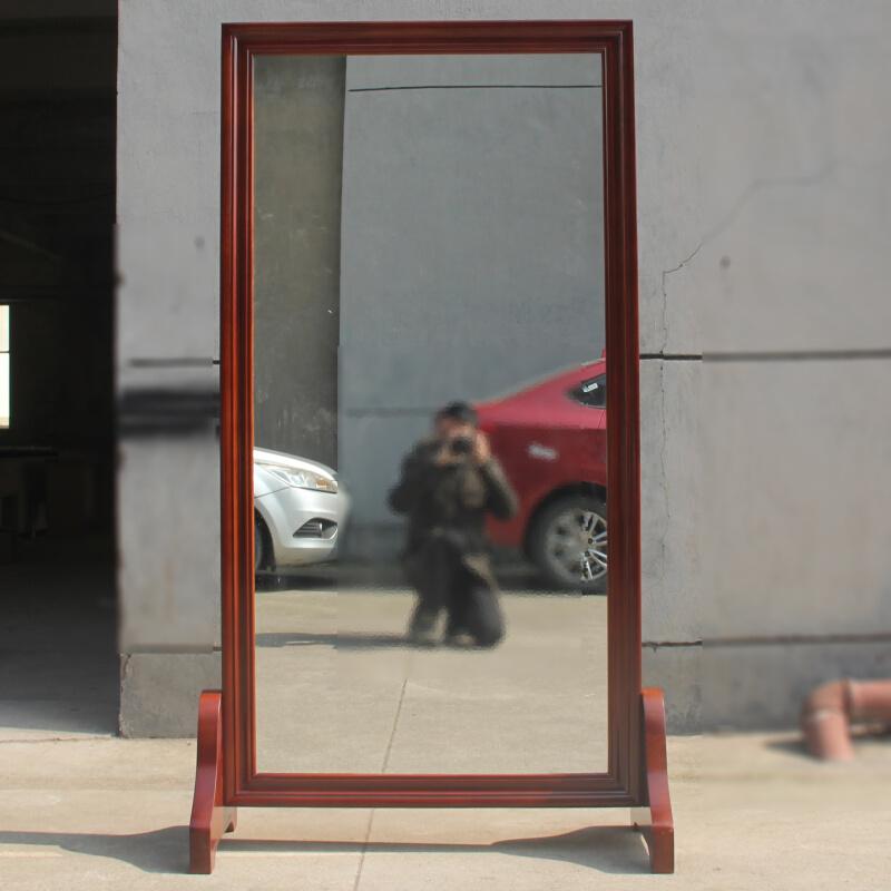 居壹生大厅定制仪容镜寸90*200mm含镜面棕色(组)