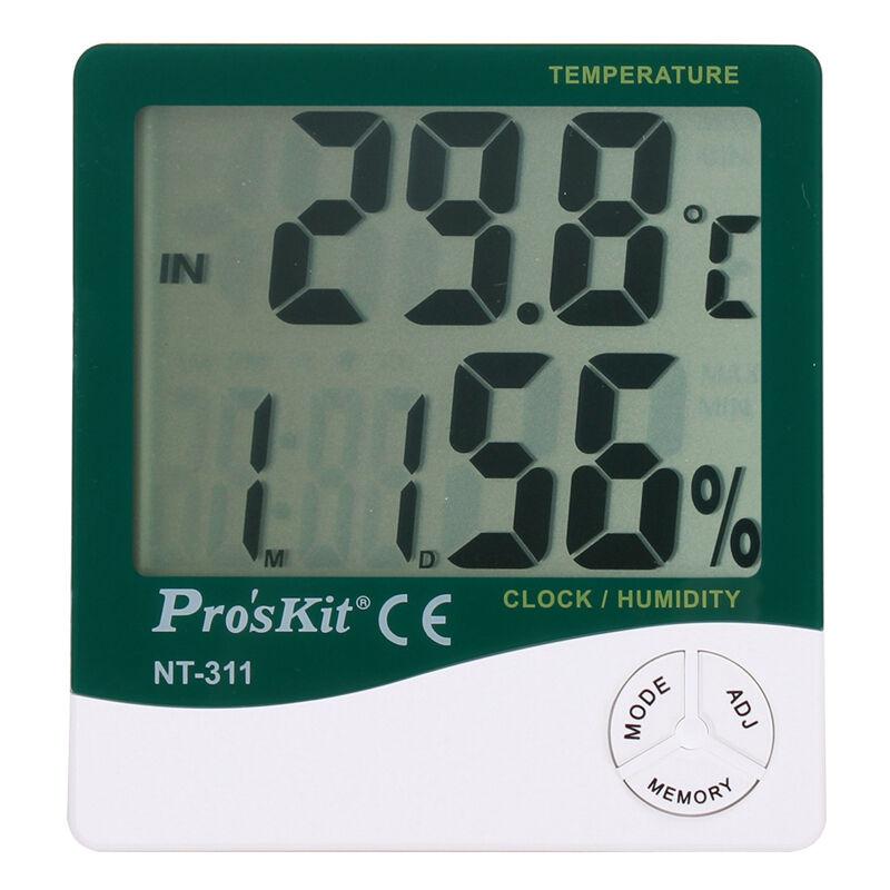 宝工 NT-311 温湿度计 100x108x20mm (单位:个)