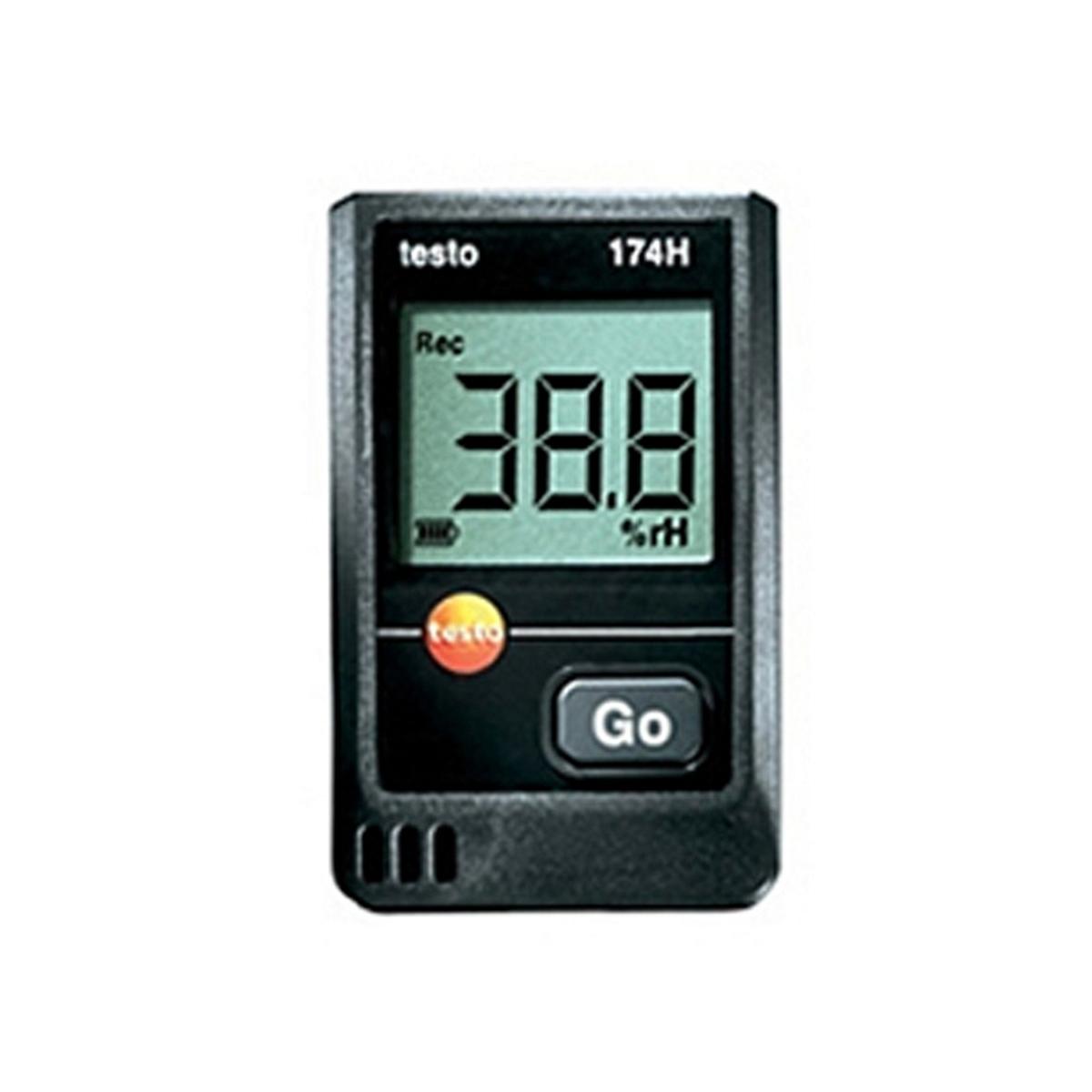 德图TESTO-174H套装迷你型温湿度记录仪 温湿度计testo 174 H套装(套)