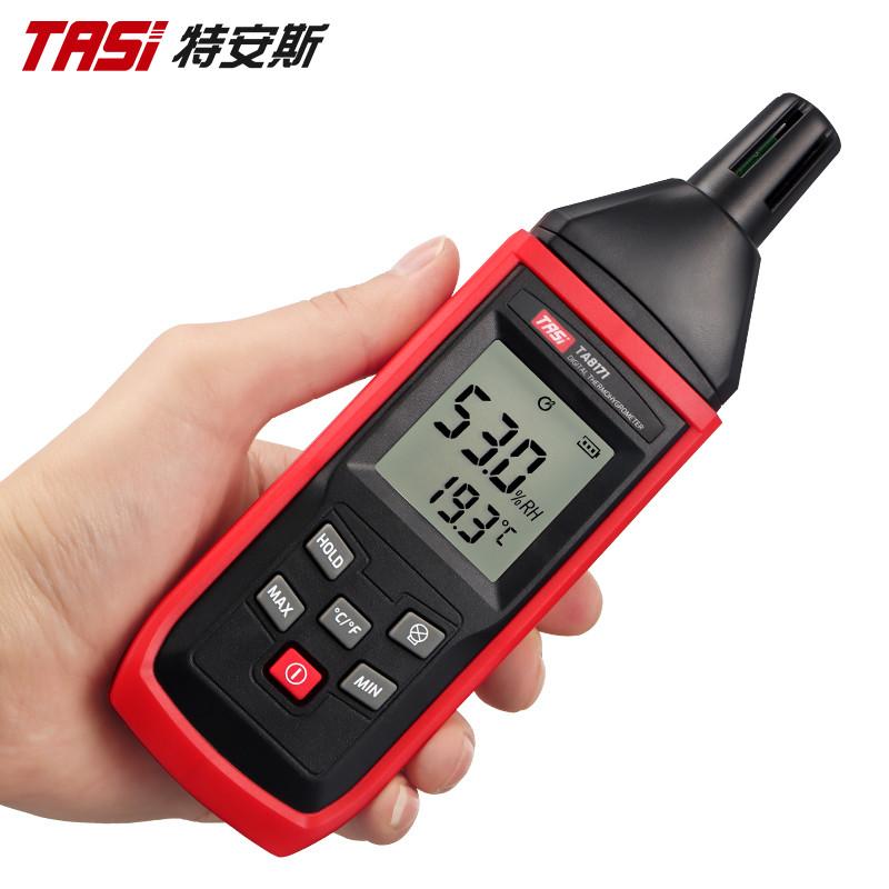 特安斯 TA8171 手持式温湿度计(单位:台)