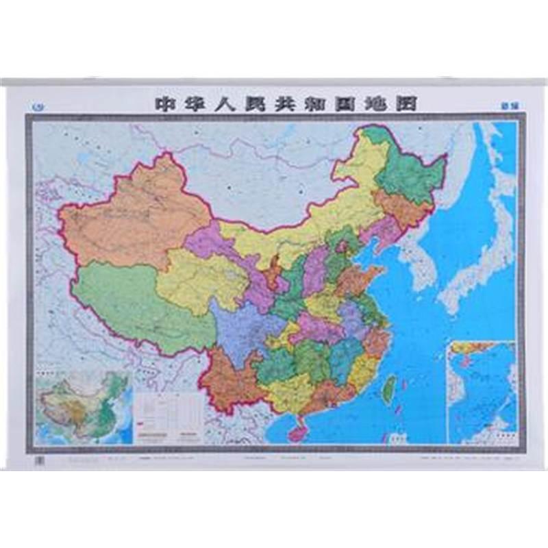 国产 中国地图带杆1.54*1.1m (单位:个)