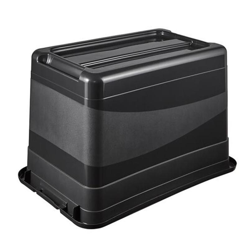 keeeper塑料储物箱家用整理箱家居52L(个)