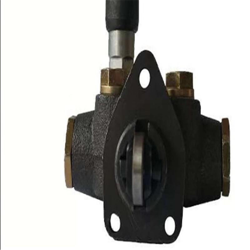 神星牒 斯太尔加油车运输车陕汽SX2190 SX2150 SX2300手油泵/输油泵 (台)