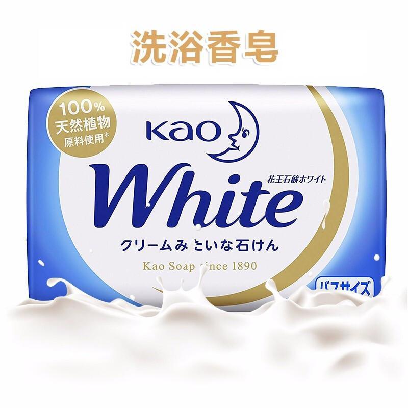 花王天然奶植物香皂85g (单位:盒)