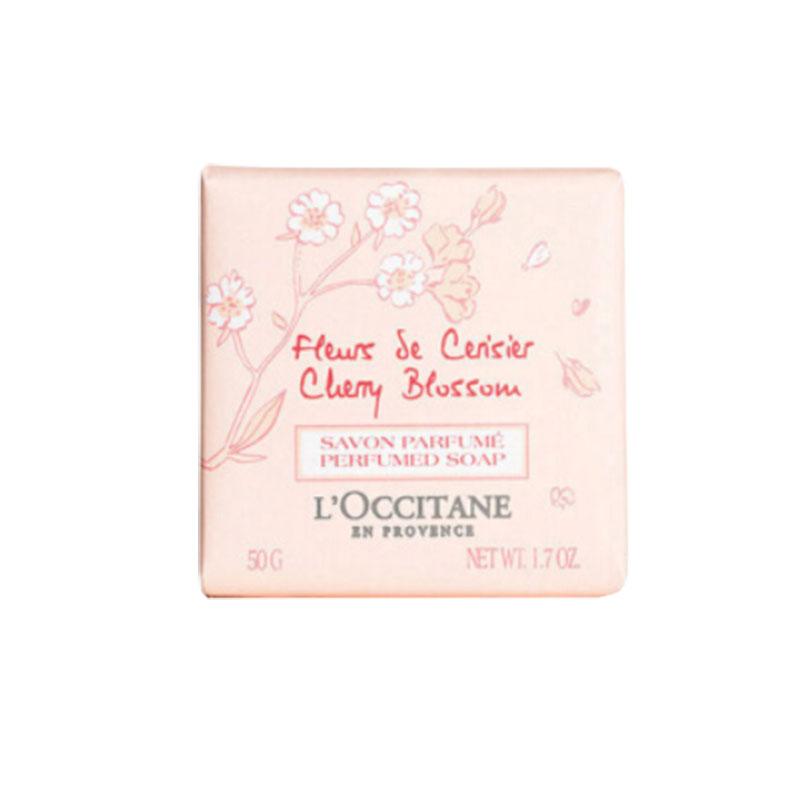 欧舒丹甜蜜樱花香氛皂50g(块)