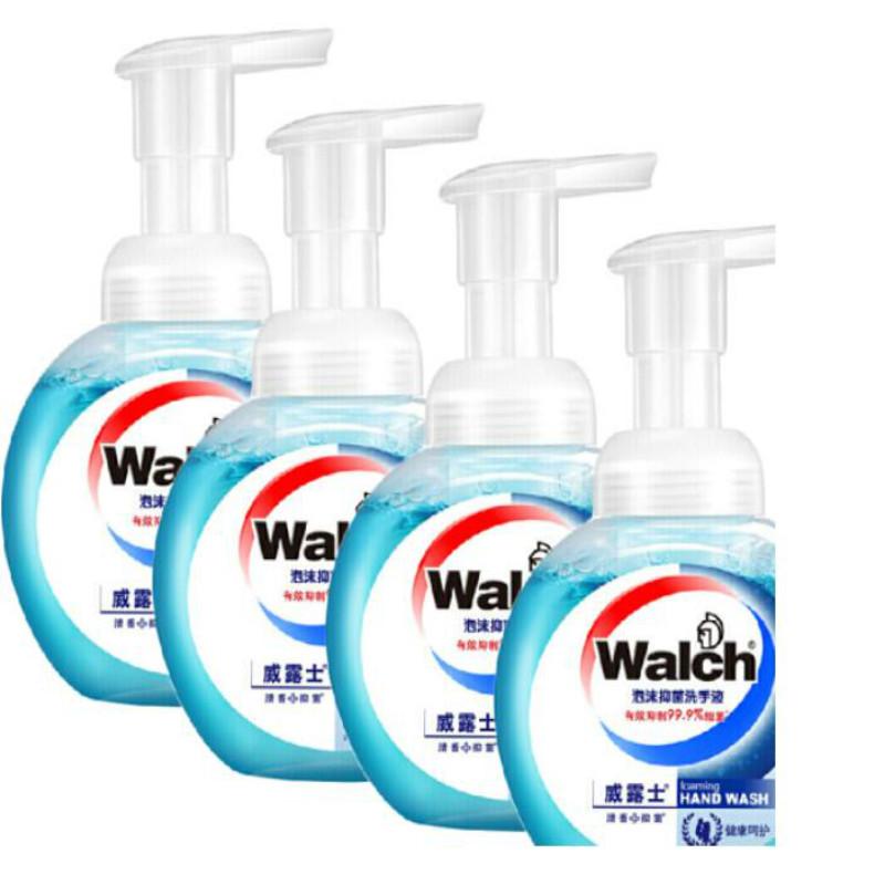 威露士 健康泡沫抑菌洗手液300ml/瓶 24瓶/箱 (单位:箱)