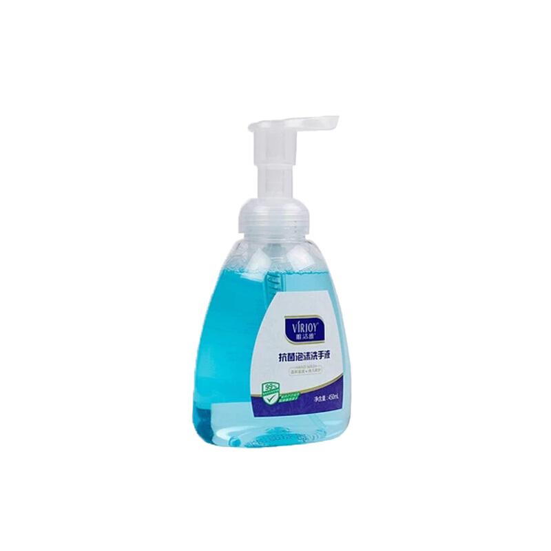 唯洁雅VXDAA洗手液抗菌泡沫450mL(瓶)