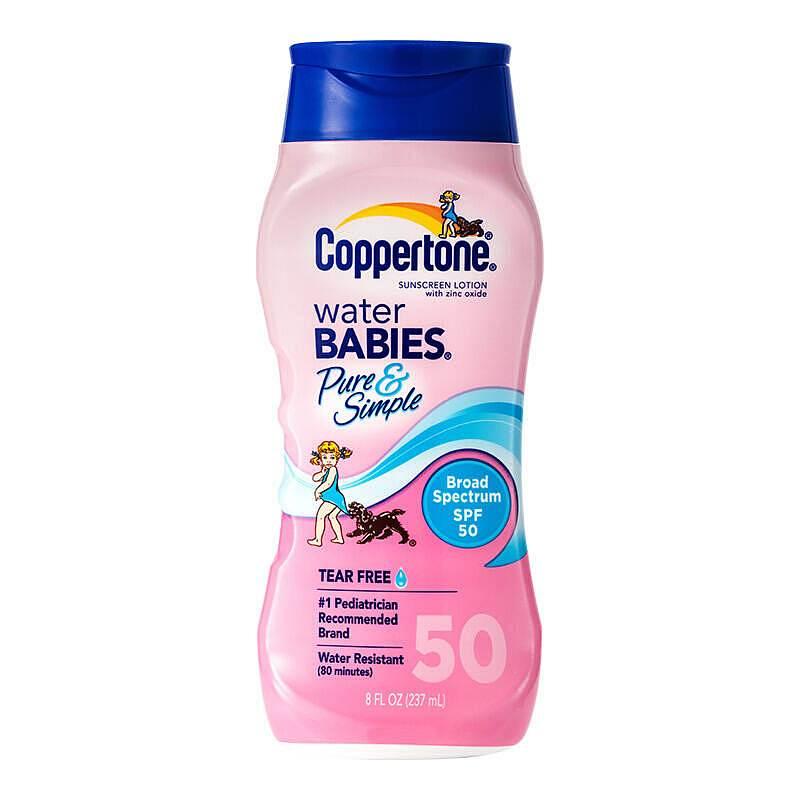 确美同 水宝宝纯净防晒乳SPF50/PA+++237ML(单位:瓶)