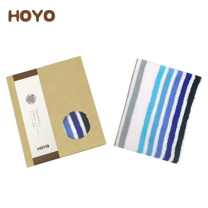 HOYO/1665蝉时雨纯棉中巾单条礼盒30*60cm(盒)