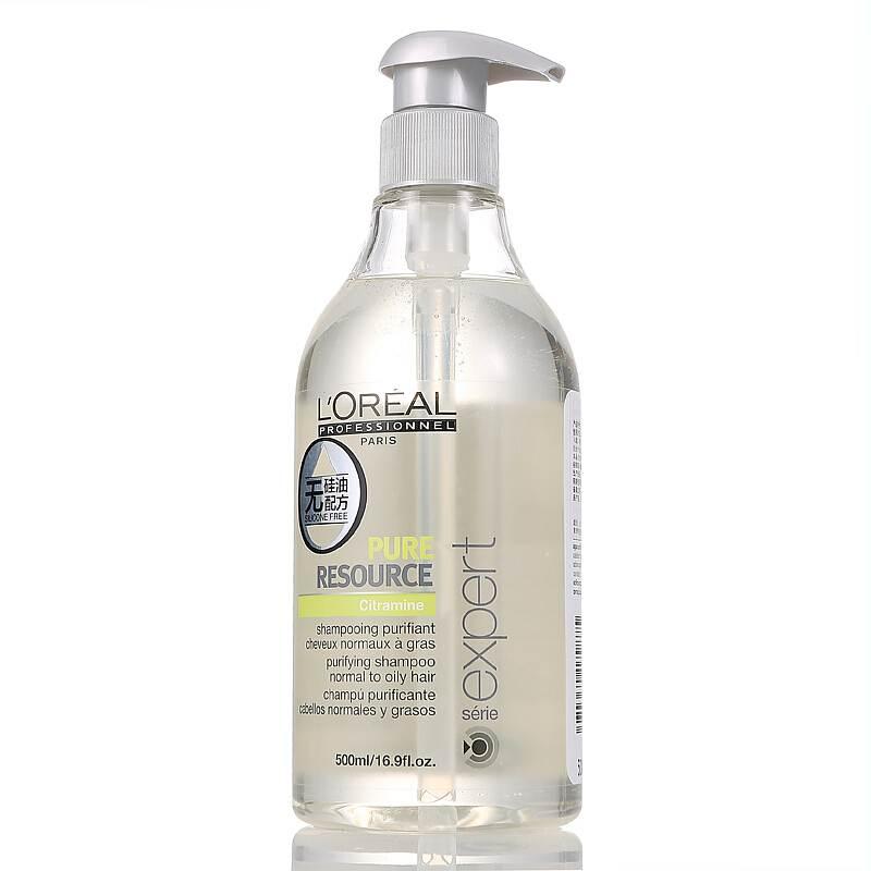 欧莱雅沙龙系列油脂平衡洗发水500ml (单位:瓶)