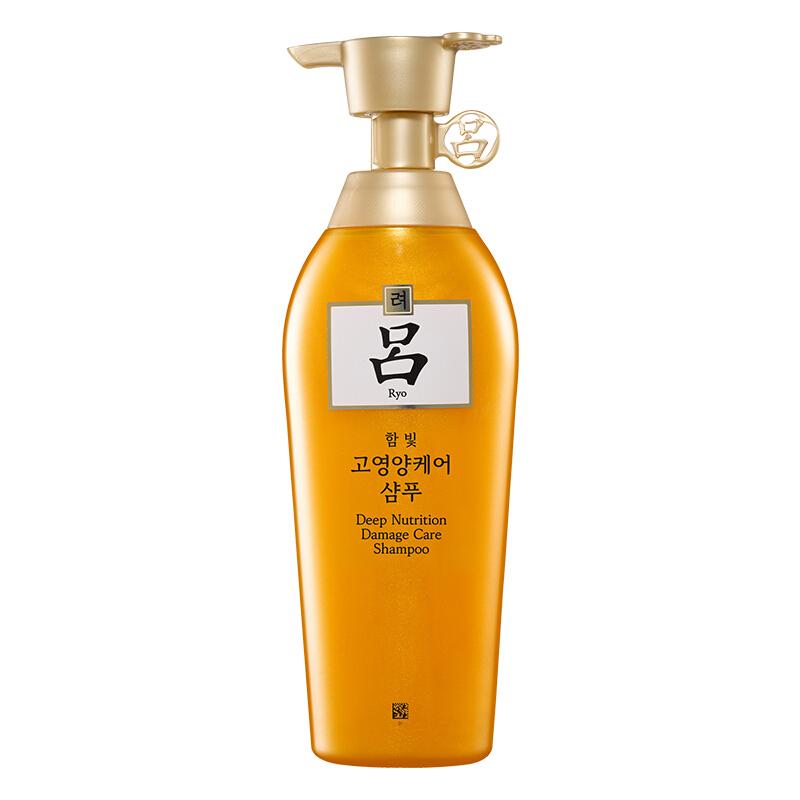 吕含光耀护金萃养护洗发水400ml (单位:瓶)