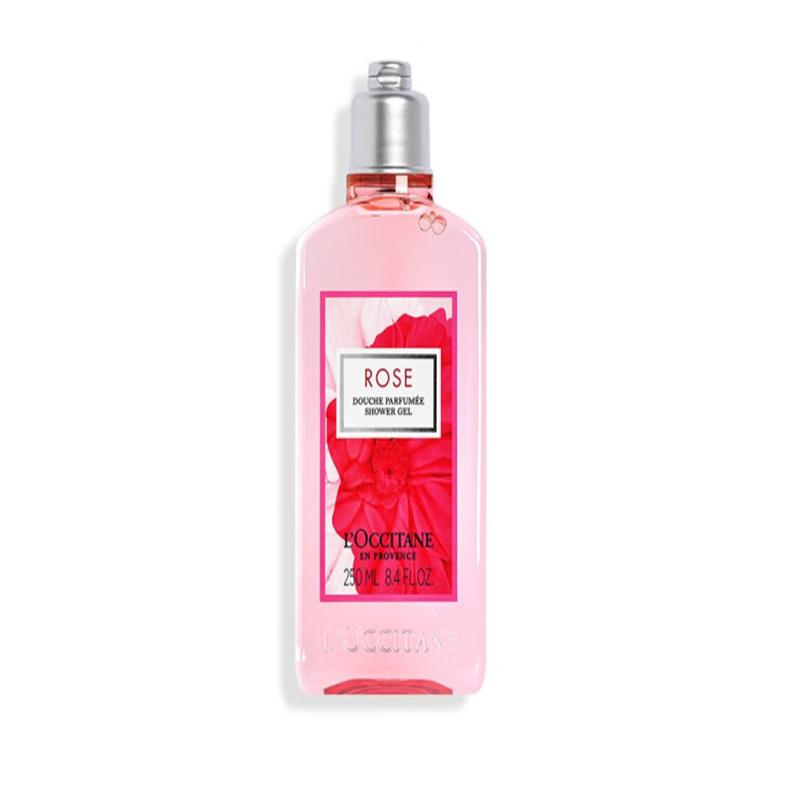 欧舒丹玫瑰之心沐浴啫喱250ml(瓶)