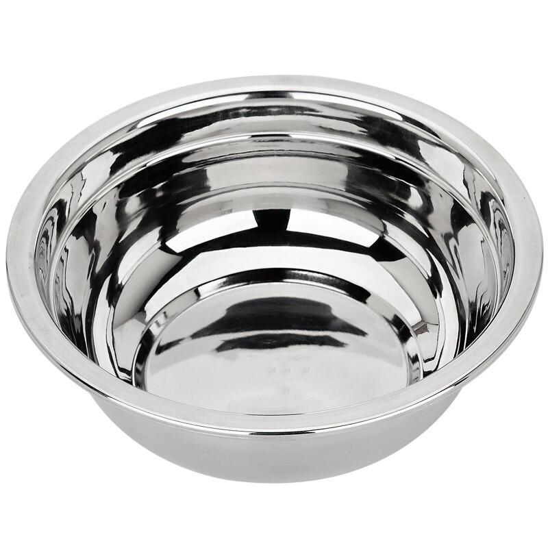 国产不锈钢脸盆36CM(个)