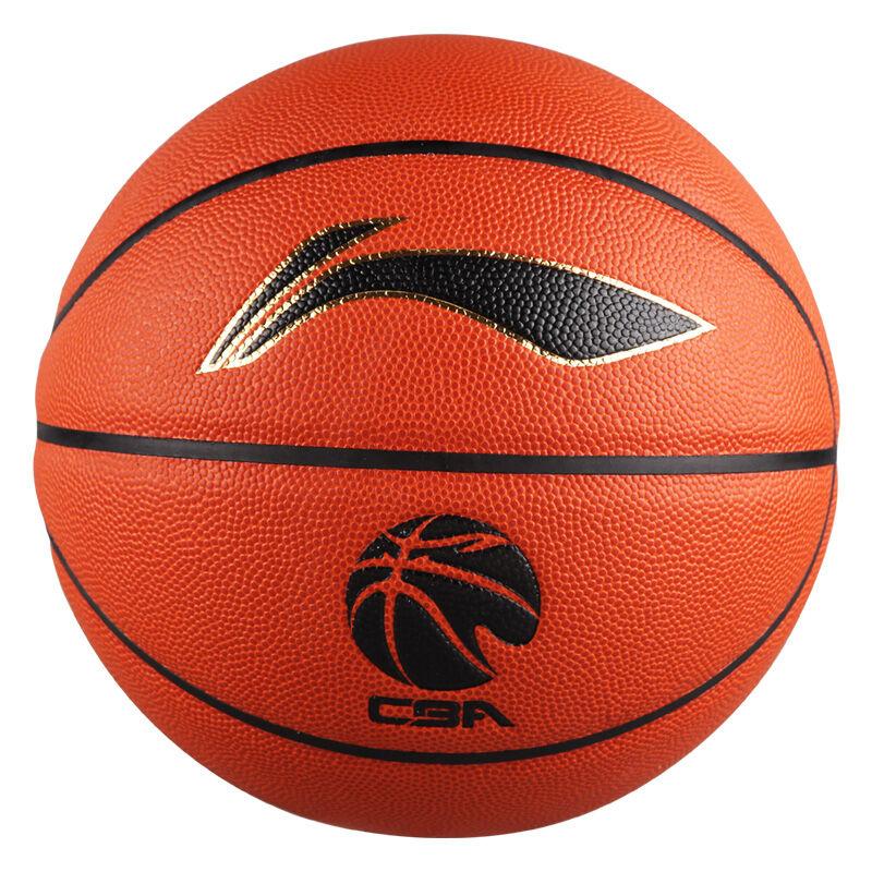 李宁 ABQJ112-1 CBA联赛正式比赛用篮球 (单位:个)