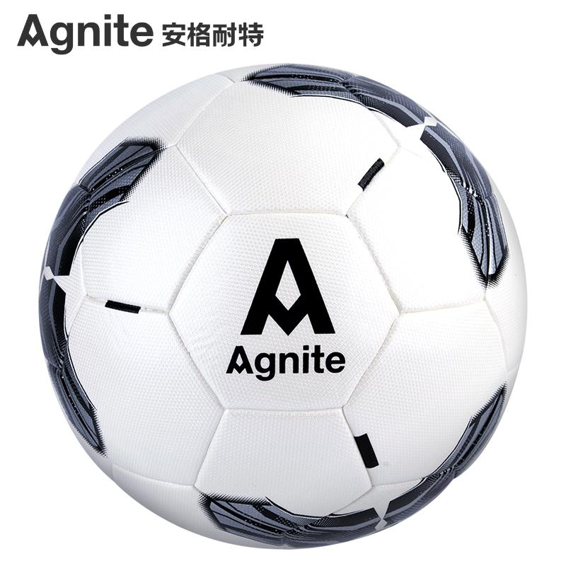 安格耐特 F1214_5号 PU 贴皮足球(白色+黑色)(个)