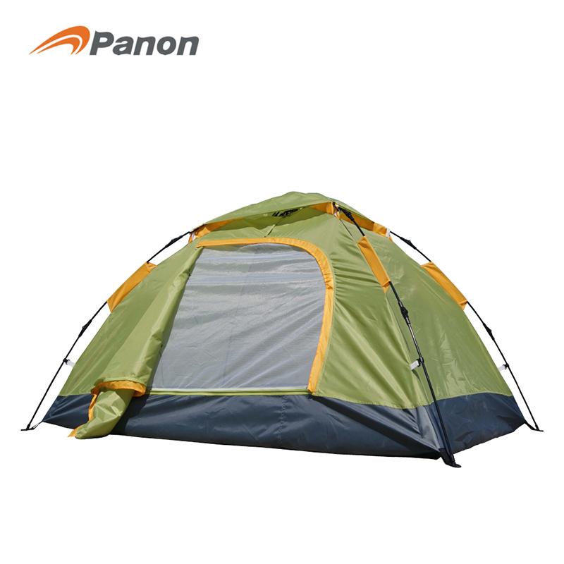 攀能 PN-2240-0001 双人自动帐篷绿色(个)