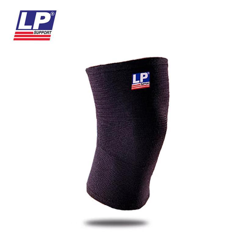 LP 647保暖透气跑步骑行登山健身羽网排篮球护膝L(个)