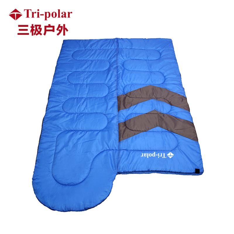 Tri-Polar TP2918 加厚三季睡袋 蓝色 (单位:个)