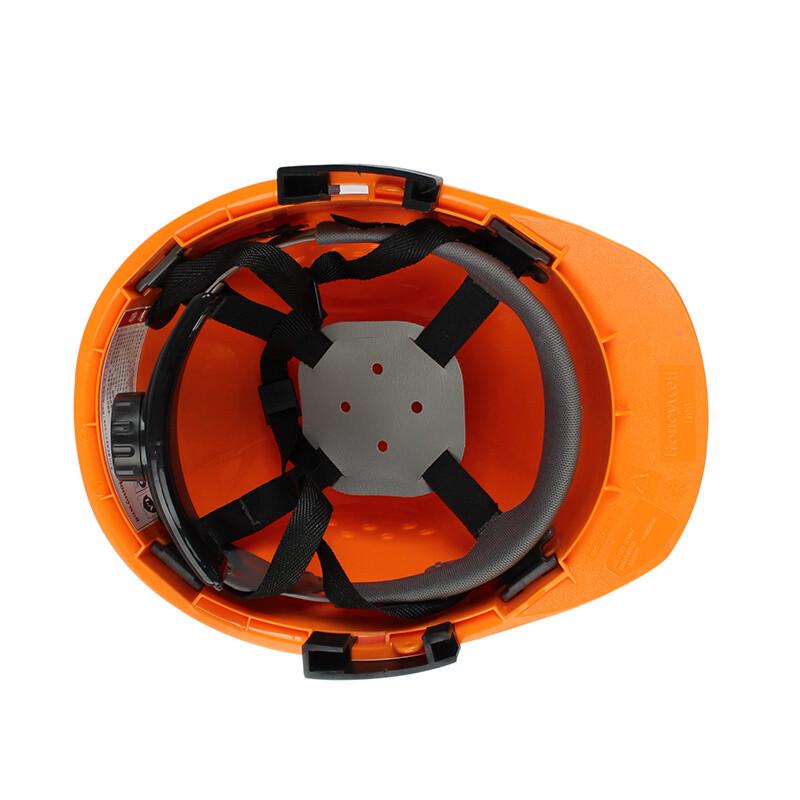 霍尼韦尔 H99RA103S/ABS 安全帽 (单位:顶) 橙色