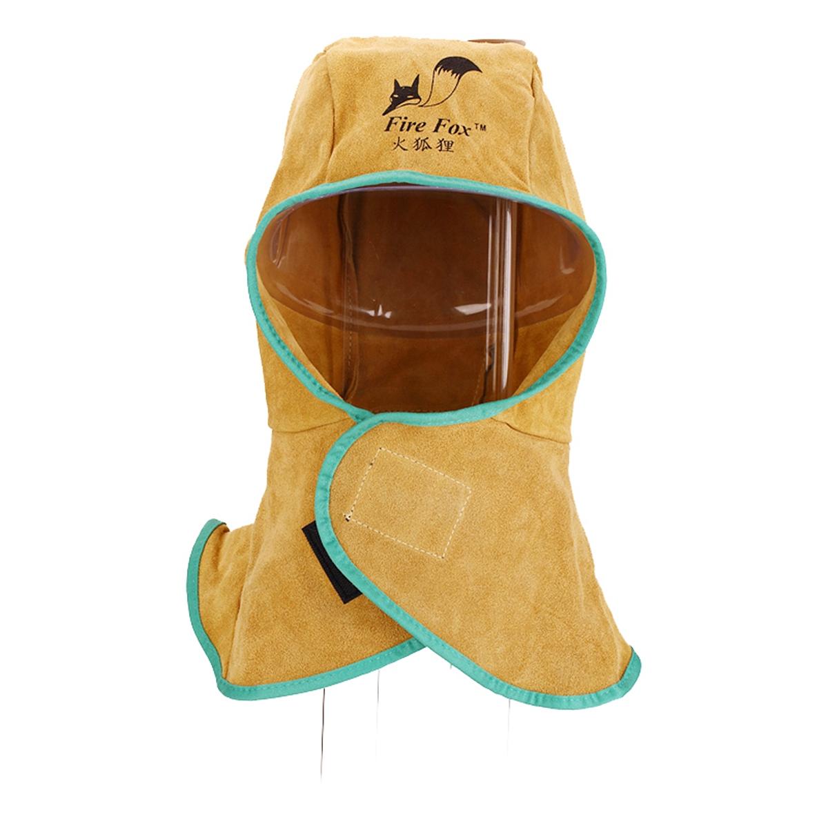 威特仕 23-6680Z 泥色芯皮全护款电焊帽 (单位:个)