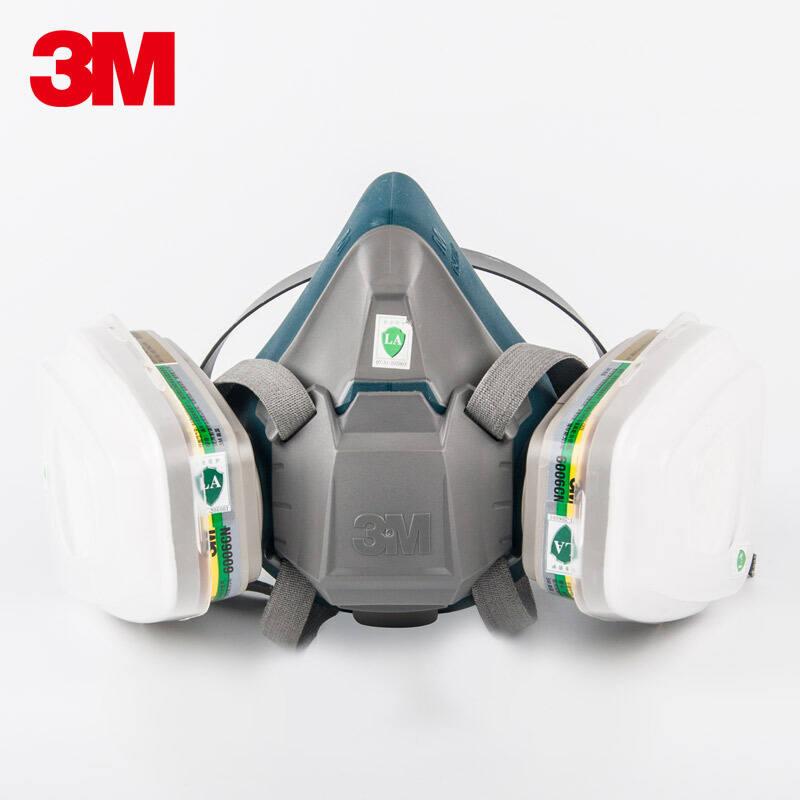 3M/6502面具配6006/5N11/501(单位:套)