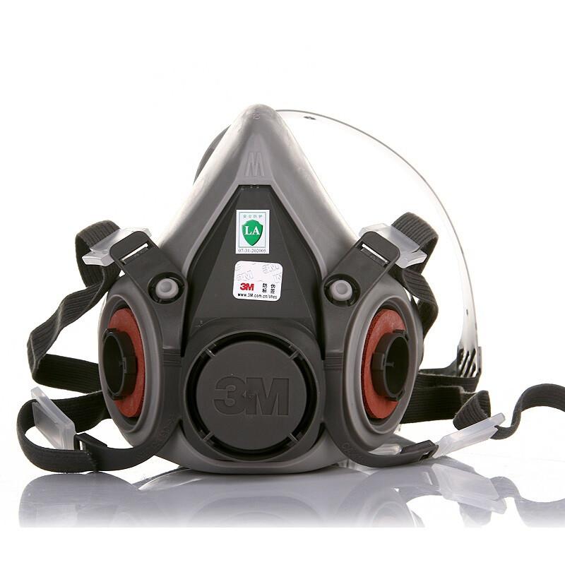 3M 620P 防毒面具套装 (单位:套)