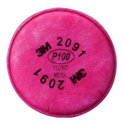 3M20913M2091防尘滤棉粉色4片/包粉色(包)