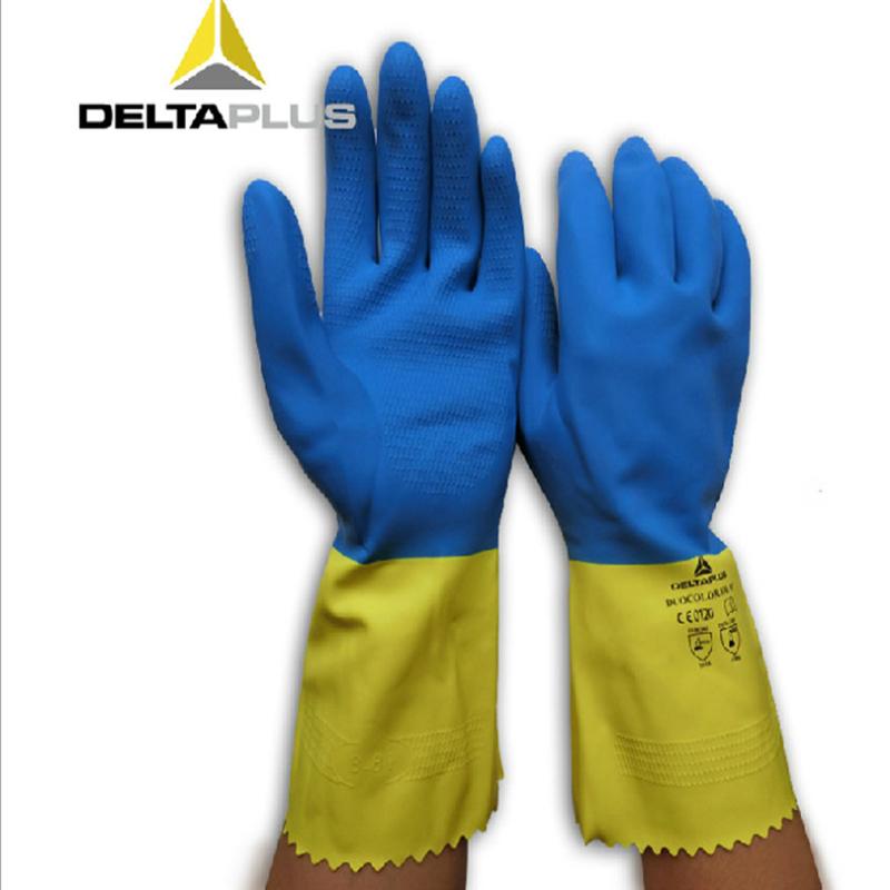 代尔塔 201330防化手套长30cm (副)