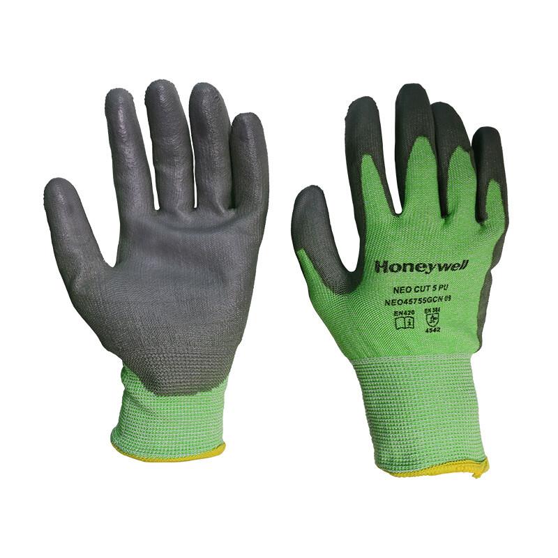 霍尼韦尔 NEO45755GCN/5级防割手套10副/包/10包/箱 (单位:双)
