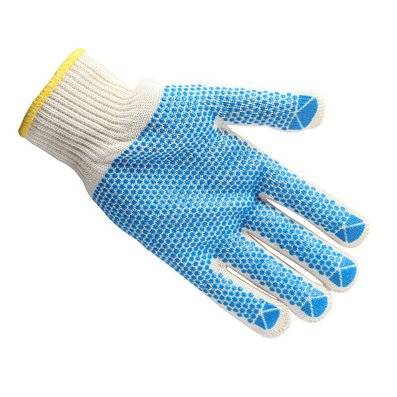 霍尼韦尔2233025CN单面点塑高强度尼龙二级防割手套(双)