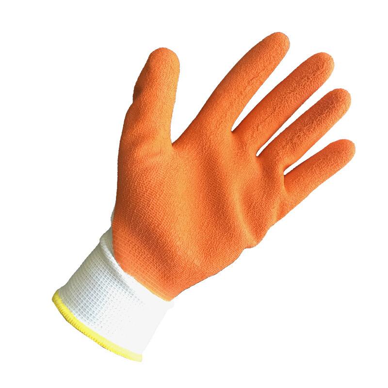 霍尼韦尔YU138誉乳胶涂层工作手套(双)
