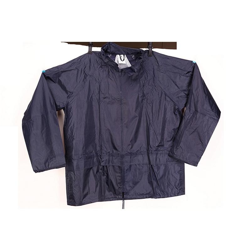代尔塔 EN400-JA-M 涤纶雨衣套装 (单位:套)