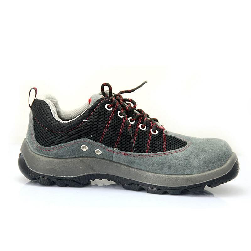 代尔塔 301220 透气防砸绝缘鞋(RIMINI26KV)黑色红线 (单位:双)